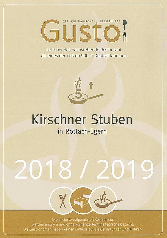 Austo Auszeichnung 2018