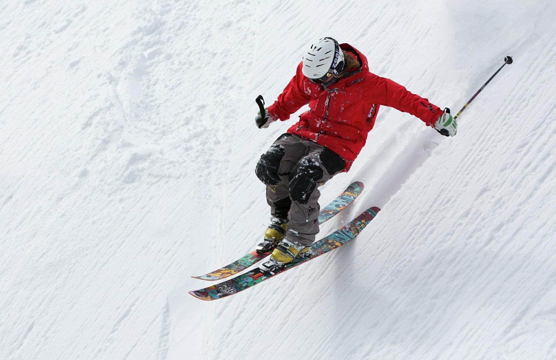 Skifahren-Oberbayern