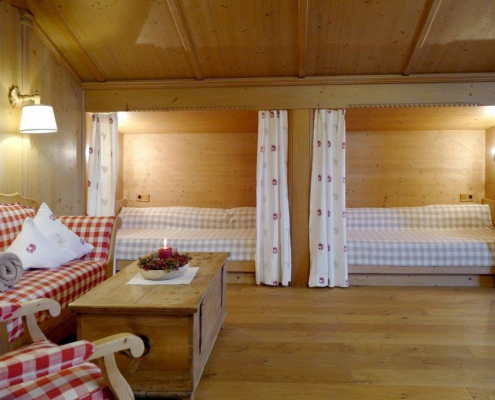 Family-Suite kid's beds