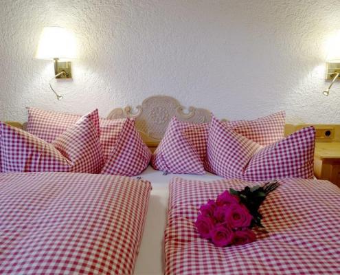 Family-Suite Bedroom