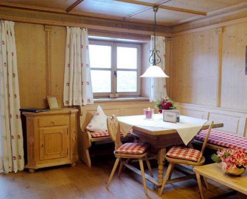 Family-Suite Livingroom