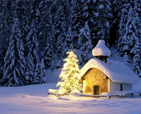Arrangement Weihnachten im Hotel Maier zum Kirschner