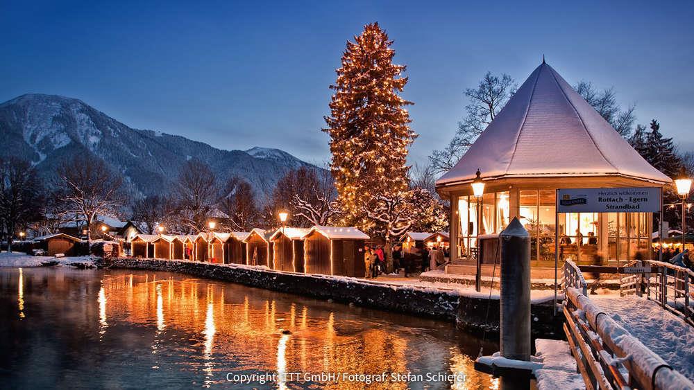Adventstage im Hotel Maier zum Kirschner - Copyright: TTT GmbH/ Fotograf: Stefan Schiefer