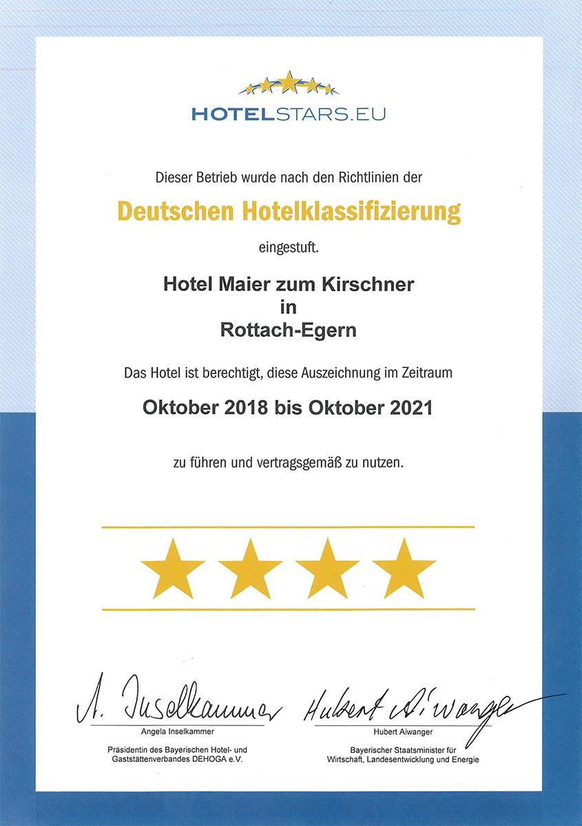 HOTELSTARS.EU - Hotel Maier zum Kirschner