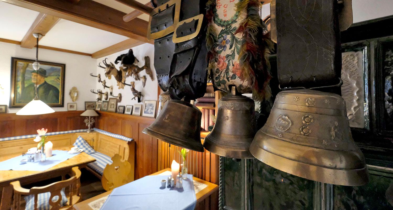 Bauernstube im Hotel Maier zum Kirschner