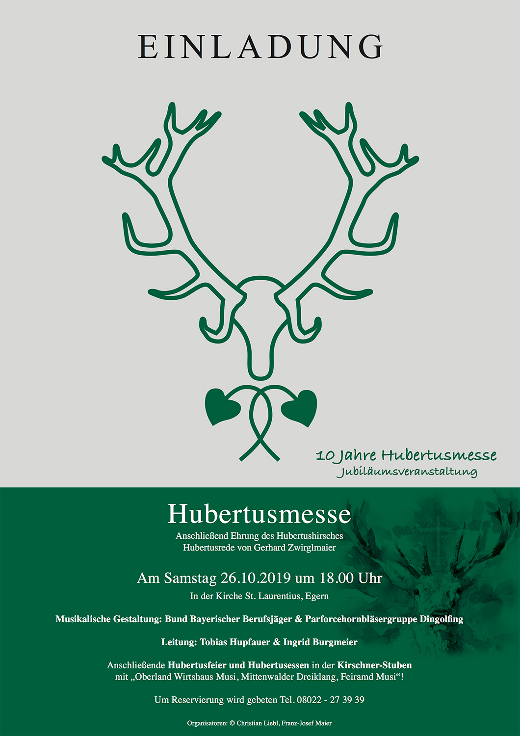 Hubertus celebration