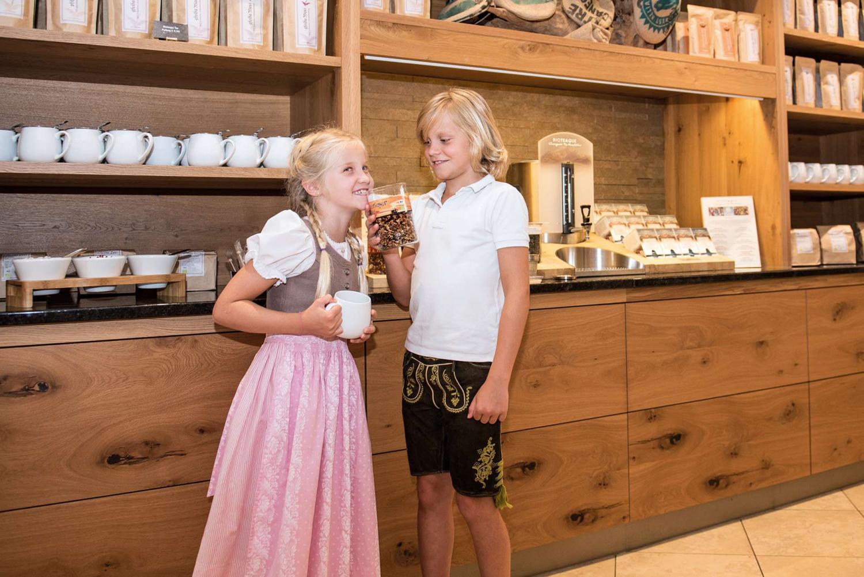 BIOTEAQUE im Hotel Maier zum Kirschner