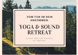 Yoga-Retreat-Angebot