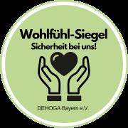 DEHOGA Bayern e.V. Wohlfühl-Siegel